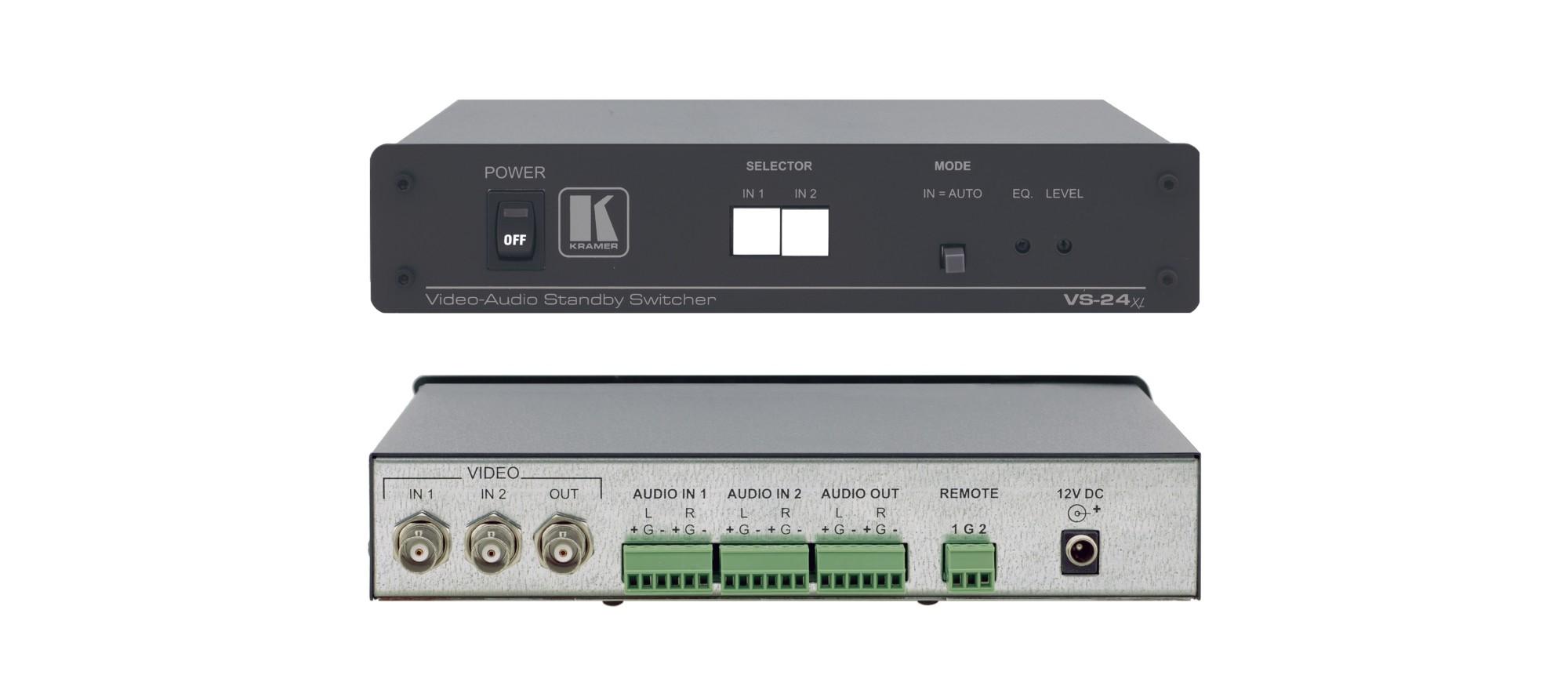 Kramer Electronics VS-24xl Composite video switch