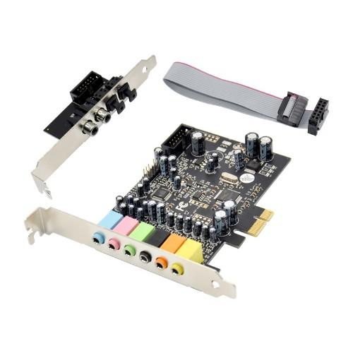ProXtend PCIe 7.1CH Stereo Sound Card