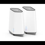 Netgear Orbi Pro wireless router Tri-band (2.4 GHz / 5 GHz / 5 GHz) Gigabit Ethernet White SXK80-100EUS
