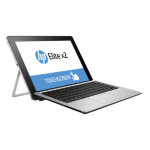 HP Elite x2 1012 G1 Tablet with Travel Keyboard