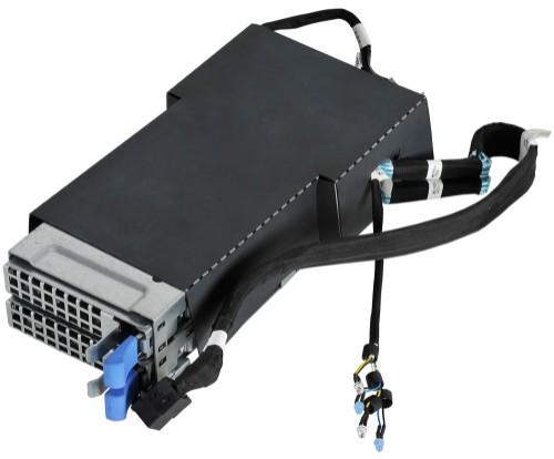 QCT 1HY9ZZZ033R storage drive enclosure SSD enclosure Grey