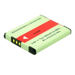 2-Power DBI9975A Lithium-Ion 680mAh 3.7V rechargeable battery