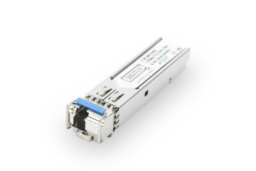 Digitus DN-81003-01 network transceiver module Fiber optic 1250 Mbit/s mini-GBIC/SFP