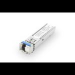 Digitus DN-81003-01 Fiber optic 1250Mbit/s mini-GBIC/SFP network transceiver module