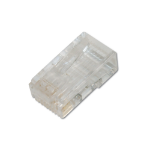 ASSMANN Electronic AK-219602 RJ45 8P8C Transparant kabel-connector