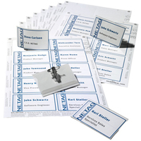 Durable 818200 Badge 20pc(s) identity badge/badge holder