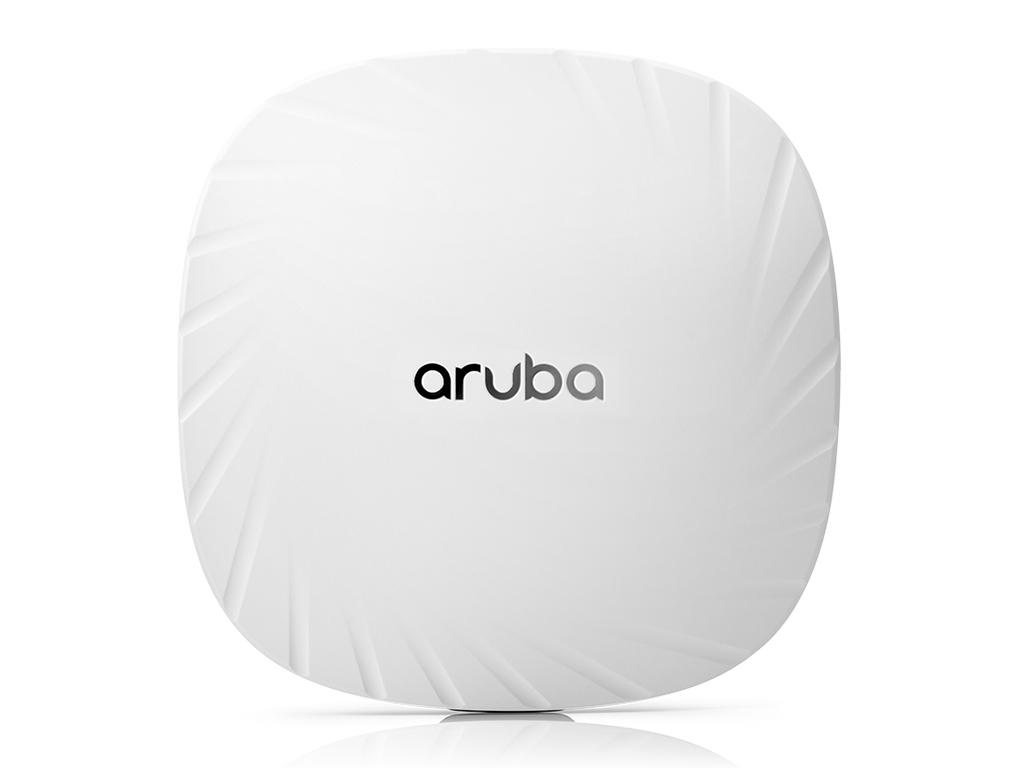 Hewlett Packard Enterprise Aruba AP-505 (RW) (5x R2H28A) punto de acceso WLAN 1774 Mbit/s Energía sobre Ethernet (PoE) Blanco