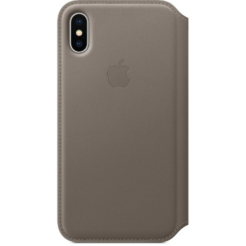 """Apple MQRY2ZM/A 5.8"""" Cover Taupe mobile phone case"""