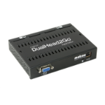 Matrox DualHead2Go Digital Edition DVIZZZZZ], D2G-A2D-IF