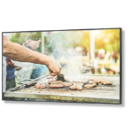 "NEC C551 139.7 cm (55"") LED Full HD Digital signage flat panel Black"