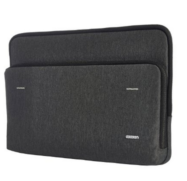 "Cocoon MCS2401GF 15.6"" Sleeve case Grey notebook case"