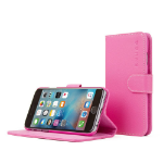 "TheSnugg B00PASJWRE 4.7"" Folio Pink mobile phone case"
