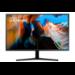 """Samsung U32J590UQU LED display 80 cm (31.5"""") 4K Ultra HD QLED Flat Matt Black"""