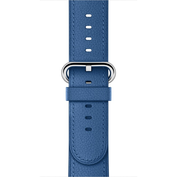 Apple MNKW2ZM/A Band Blue Leather