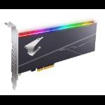 Gigabyte AORUS Full-Height/Half-Length (FH/HL) 1000 GB PCI Express 3.0 3D TLC NVMe GP-ASACNE2100TTTDR