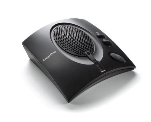 ClearOne Chat 50 speakerphone Universal Black USB 2.0