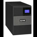 Eaton 5P650I + 5Y Warranty 650VA 4AC outlet(s) Tower Black uninterruptible power supply (UPS)