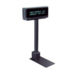 Logic Controls Pole Display 2x20 VFD