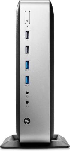 HP t730 2.7 GHz RX-427BB Silver Windows 10 IoT Enterprise 1.8 kg