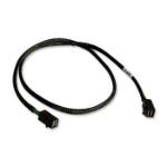 Broadcom LSI - SAS internal cable - SAS 12Gbit/s - 4-Lane - 4 x Mini SAS HD (SFF-8643) (M) to 4 x Mini SAS HD
