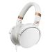 Sennheiser HD 4.30 i auriculares para móvil Binaural Diadema Blanco