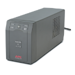 APC Smart-UPS SC 620VA 620VA Grey uninterruptible power supply (UPS)