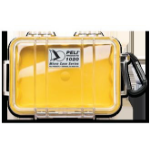 Peli Mcri Case 1020 Flip case Transparent,Yellow
