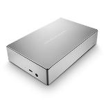 LaCie Porsche Design 4000GB Silver external hard drive