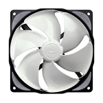 Noiseblocker eLoop B12-2 Fan 12 cm White