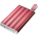 BUSlink DSC-500-U2 500GB Red external hard drive