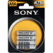 Sony R03NUB4A pila doméstica Single-use battery Zinc-carbono