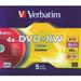 Verbatim DVD+RW Colours