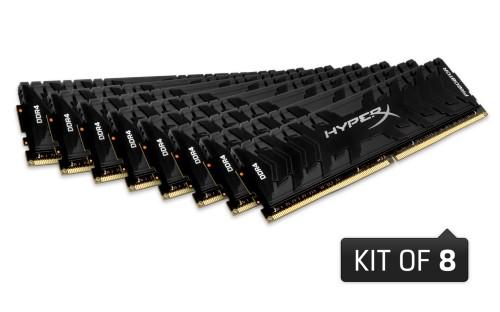 HyperX Predator 128GB 3000MHz DDR4 Kit memory module