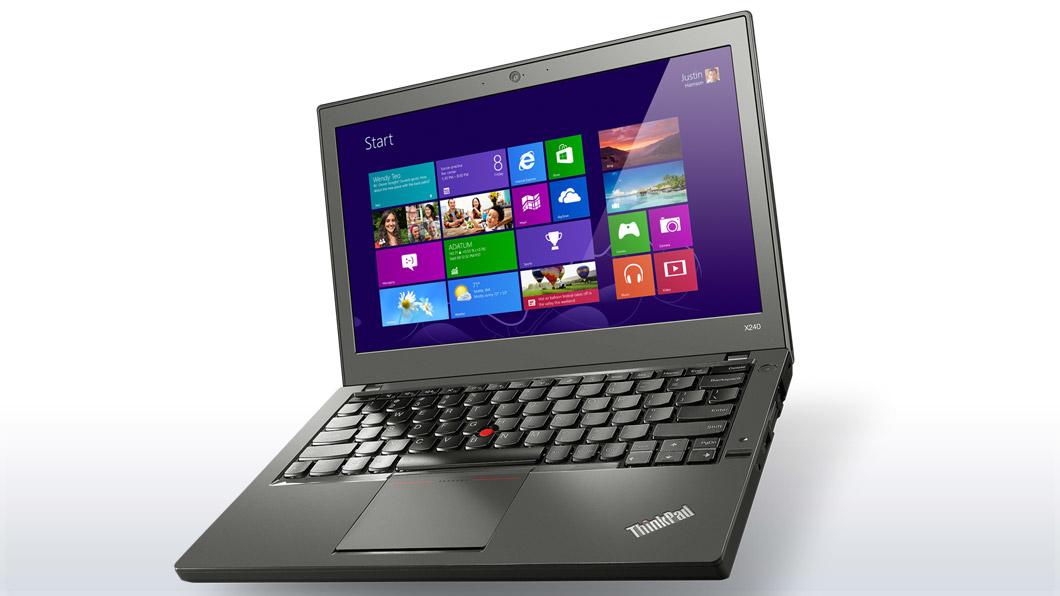 ThinkPad X240 Ultrabook i5-4300u / 4GB 500GB Sshd 12.5in Hd Win7 Pro / Win8 Pro Az