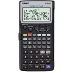 Casio FX-5800P calculator Pocket Scientific Black
