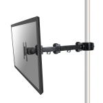"Newstar FPMA-WP300BLACK flat panel desk mount 76.2 cm (30"") Black"