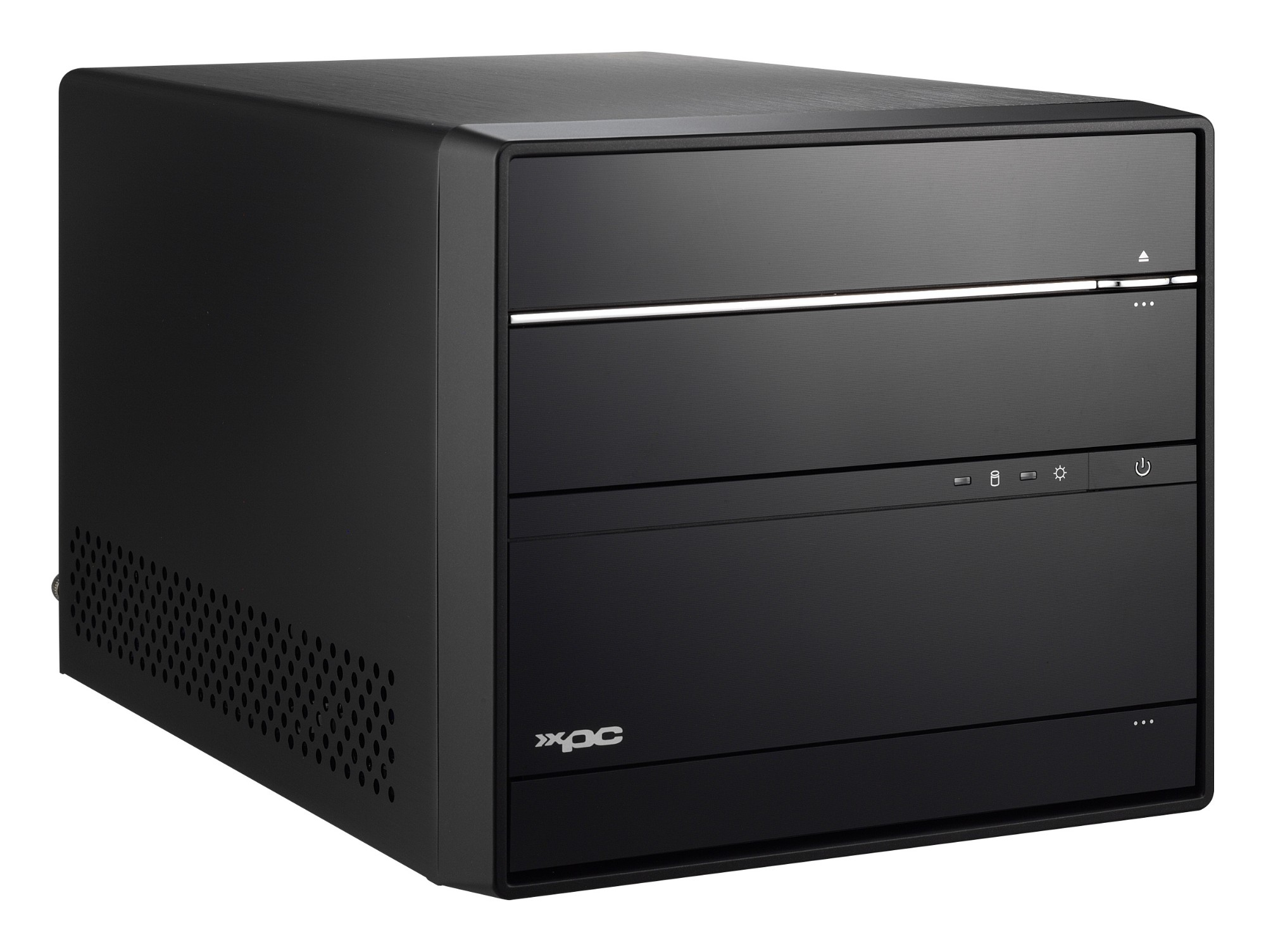Shuttle SH170R6 Intel H170 LGA 1151 (Socket H4) Black PC/workstation barebone
