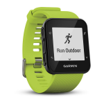 Garmin Forerunner 35 Bluetooth 128 x 128pixels Black, Green sport watch