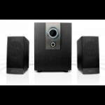 SPEEDLINK AVENZA speaker set 2.1 channels 14 W Black