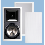 BIC FH8-W 175W Black loudspeaker