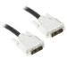 "C2G 3m DVI-I M/M Single Link Digital/Analog Video Cable DVI cable 118.1"" (3 m) Black"