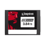 """Kingston Technology DC500 2.5"""" 3840 GB SATA III 3D TLC"""