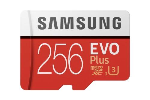 Samsung MB-MC256H memory card 256 GB MicroSDXC UHS-I Class 10