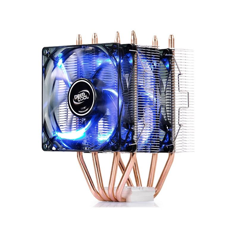 Deepcool Frostwin LED CPU Cooler