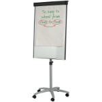 Metroplan Buzzard magnetic board 1000 x 700 mm Black, Grey, White