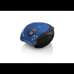 Lenco SCD-24 Digital Black,Blue