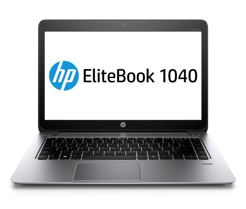 "HP EliteBook 1040 G3 2.6GHz i7-6600U 14"" Silver"