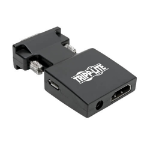 Tripp Lite P131-000-A-DISP HDMI to VGA Active Adapter Video Converter with Audio (F/M)