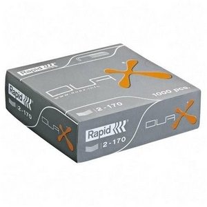 Rapid Duax Staples Staples pack 1000 staples