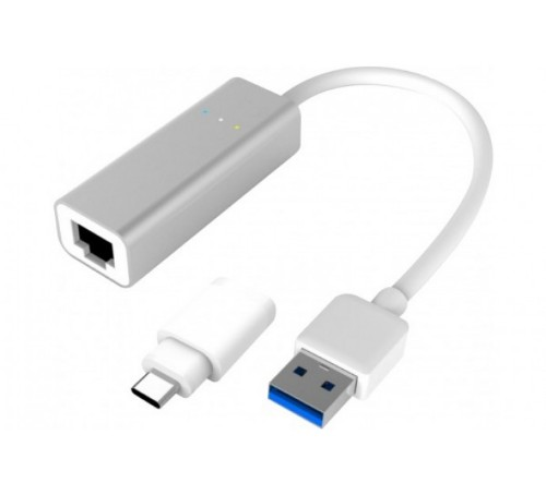 EXC 310750 cable gender changer USB 3.0 USB Type-C White